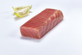 Ahi Tuna Saku Block White